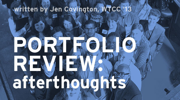 portfolioreview_afterthoughts