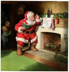 Sundblom_Santa,PleasePauseHere_1963