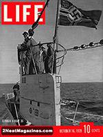 Life Magazine Cover 1939-10-16