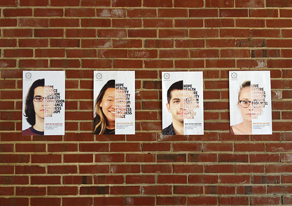 posters from Campus Collective