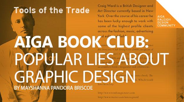 Popular lies book club header