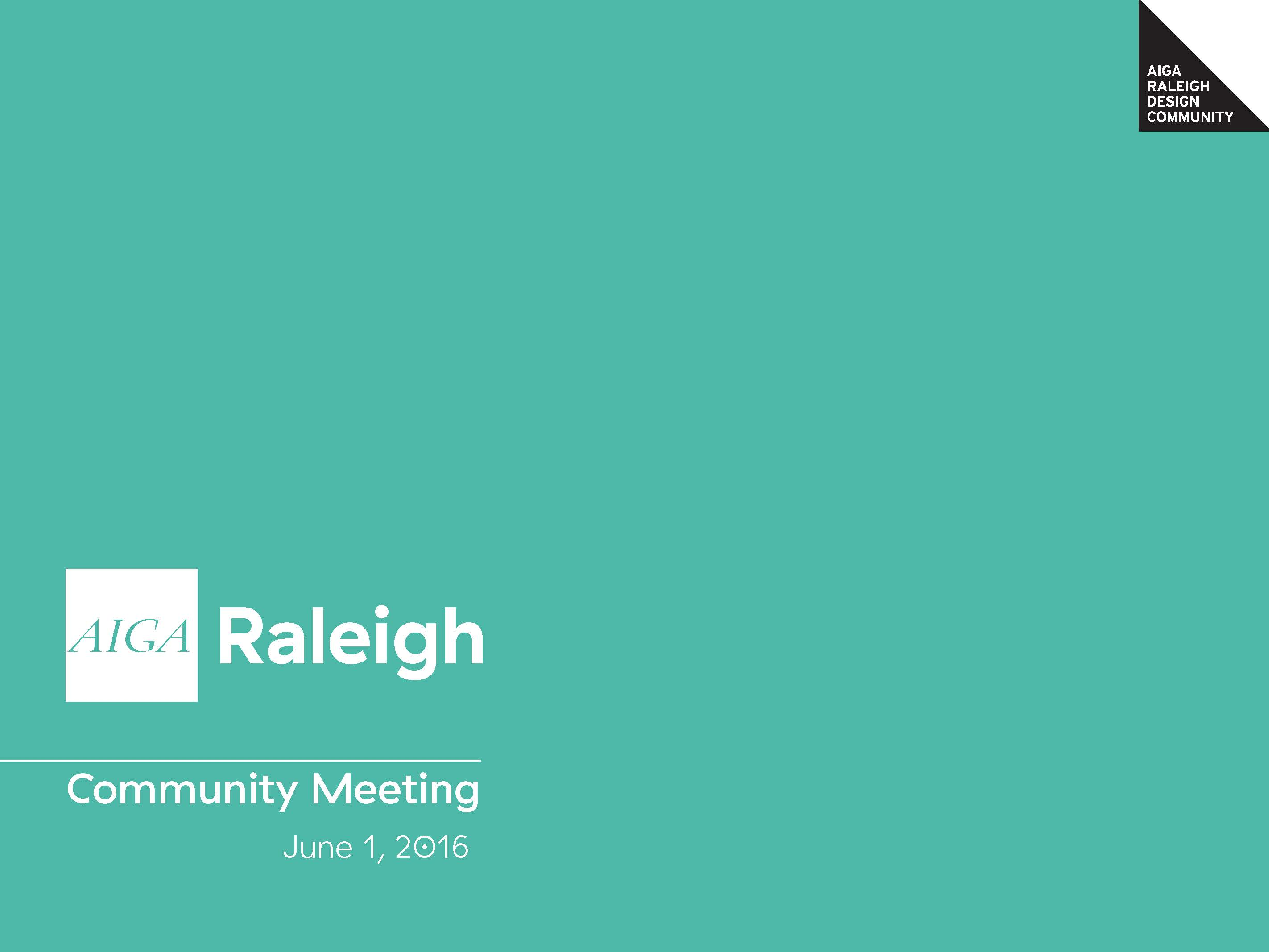 AIGA Raleigh Community Meeting June 2016_Page_01